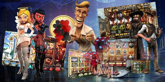 Play slots at online casinos for fun