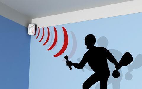 Security against burglaries