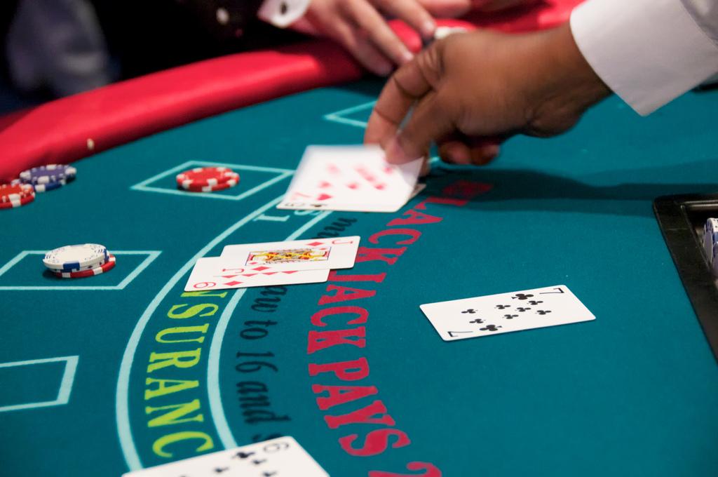 Play Live Blackjack Casino Games Claim Your 300 Bonus