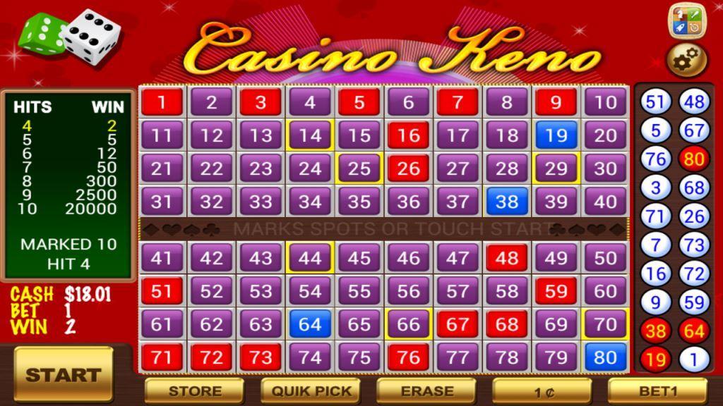 Play casino keno online super truck games 2