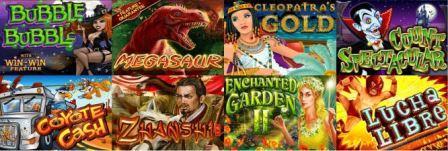 RTG Online Casino Games