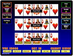 How do you win at video poker swiss actress in casino royale